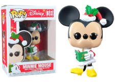 Funko Pop! Disney: Holiday Minnie Mouse #613