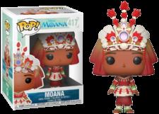 Funko Pop! Moana: Moana (Ceremony) #417
