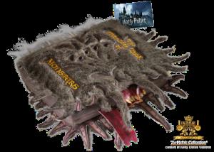 Harry Potter: Monster Book of Monsters Plush