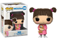 Funko Pop! Monsters Inc: Boo #386