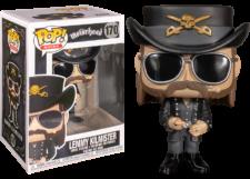 Funko Pop! Rocks: Motörhead - Lemmy Kilmister #170