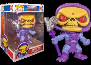 Funko Pop! MOTU: 10 inch Skeletor #998