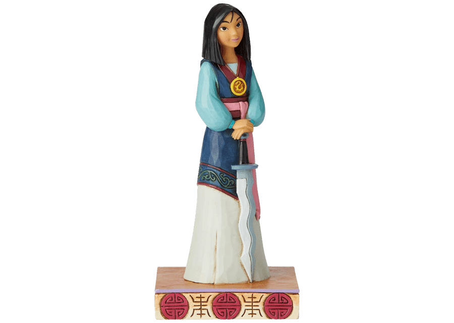 """Disney Traditions: Mulan """"Winsome Warrior"""""""