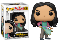 Funko Pop! Mulan LA: Villager Mulan #638
