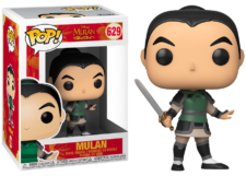 Funko Pop! Mulan: Mulan as Ping #629