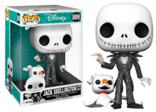 Funko Pop! NBC: 10 inch Jack with Zero #809