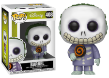 Funko Pop! NBC: Barrel #408