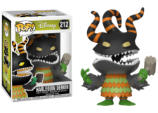 Funko Pop! NBC: Harlequin Demon #212