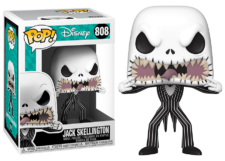 Funko Pop! NBC: Scary Face Jack #808