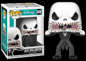 Funko Pop! NBC: Scary Face Jack #808