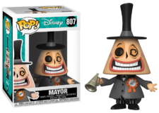Funko Pop! NBC: Mayor with Megaphone #807