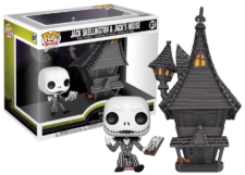 Funko Pop! NBC: Jack Skellington with House #07