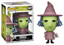 Funko Pop! NBC: Shock #407