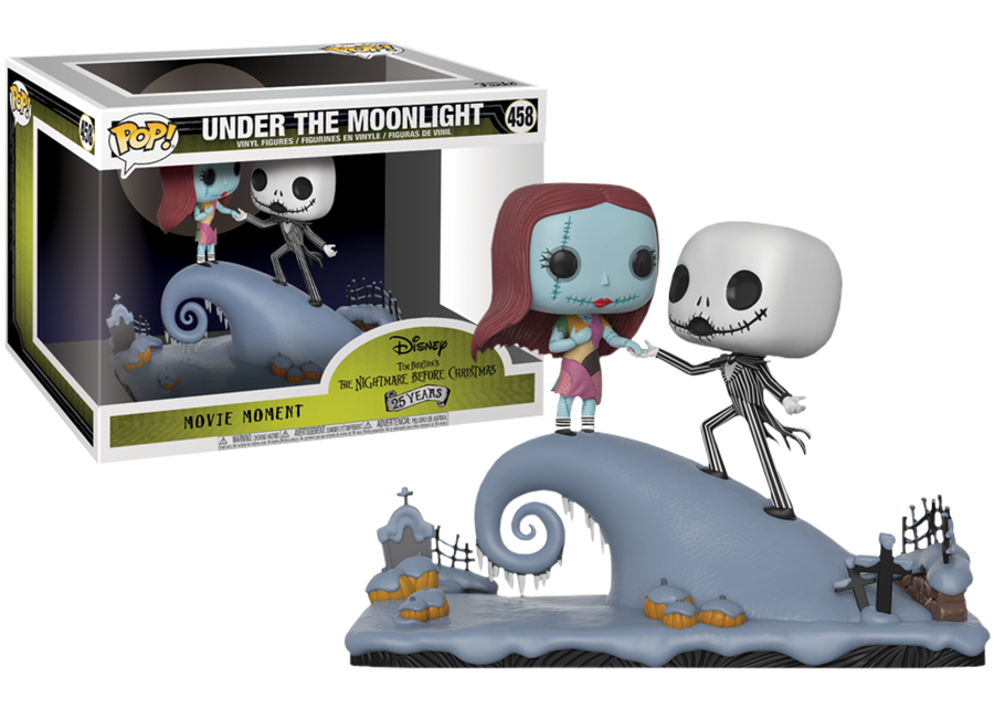 Funko Pop! NBC: Under the Moonlight #458