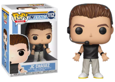 Funko Pop! Rocks: NSync - JC Chasez #112