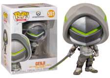 Funko Pop! Overwatch: Genji #551