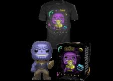 Funko Pop! & Tee: Avengers Infinity War: Thanos #289