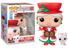 Funko Pop! Peppermint Lane: Mrs. Claus #02