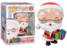 Funko Pop! Peppermint Lane: Santa Clause #01