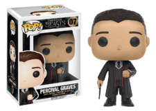 Funko Pop! Fantastic Beasts: Percival Graves #07
