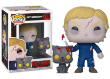 Funko Pop! Pet Sematary: Cage and Church #729