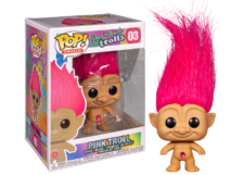 Funko Pop! Good Luck Trolls: Pink Troll #03
