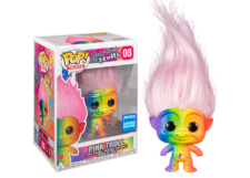 Funko Pop! Good Luck Trolls: Pink Troll (WonderCon) #03