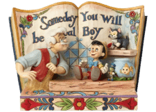 Disney Traditions: Pinocchio Story Book
