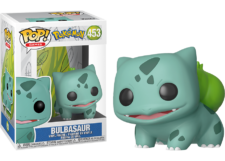 Funko Pop! Pokémon: Bulbasaur #452