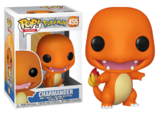 Funko Pop! Pokémon: Charmander #455