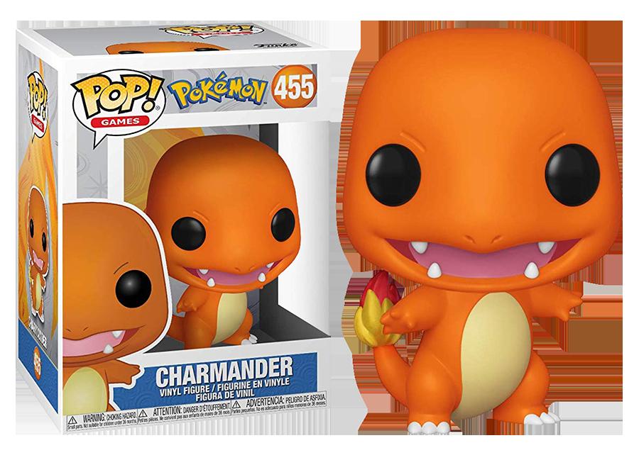 Funko Pop! Pokémon: Charmander #455