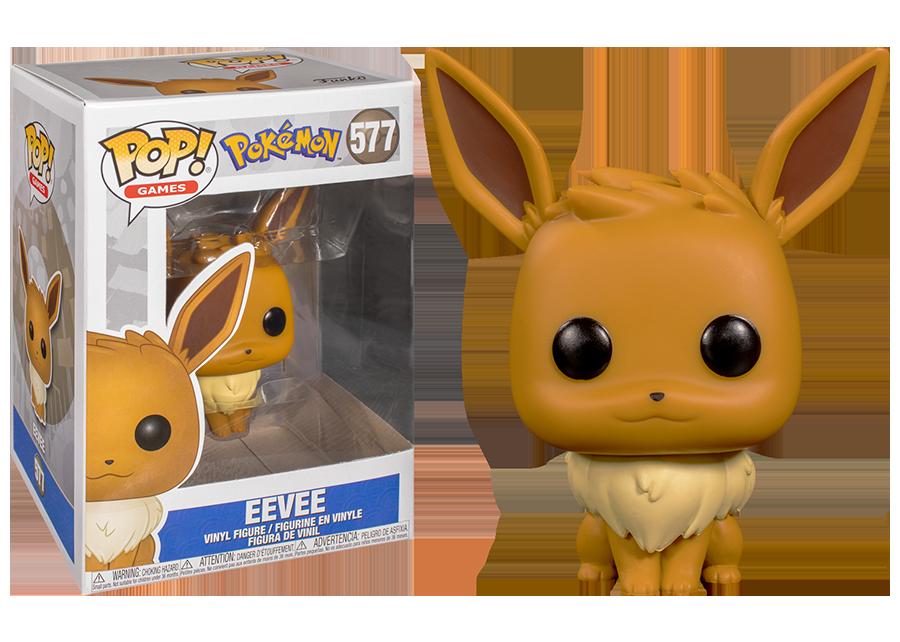 Funko Pop! Pokémon: Eevee #577