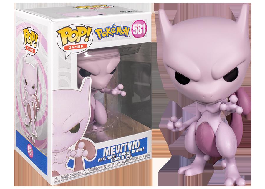 Funko Pop! Pokémon: Mewto #581