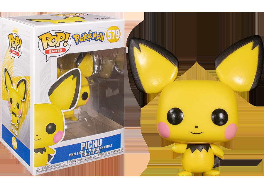 Funko Pop! Pokémon: Pichu #579