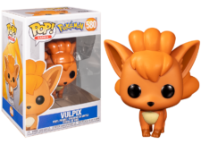 Funko Pop! Pokémon: Vulpix #580