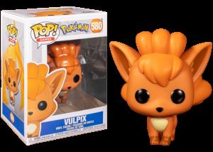 Funko Pop! Pokémon: Vulpix #580