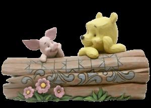"Disney Traditions: Pooh & Piglet ""Truncated Conversation"""