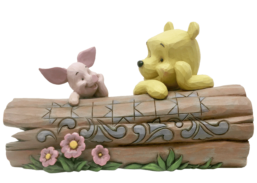 "Disney Traditions: Pooh & Piglet ""Truncated Conversation"""