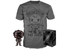 Funko Pop! & Tee: The Joker #53