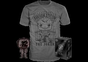 Funko Pop! & Tee: The Joker #53