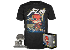 Funko Pop! & Tee: The Flash #268