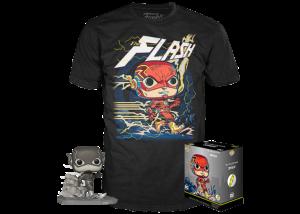 Funko Pop! & Tee: The Flash #268