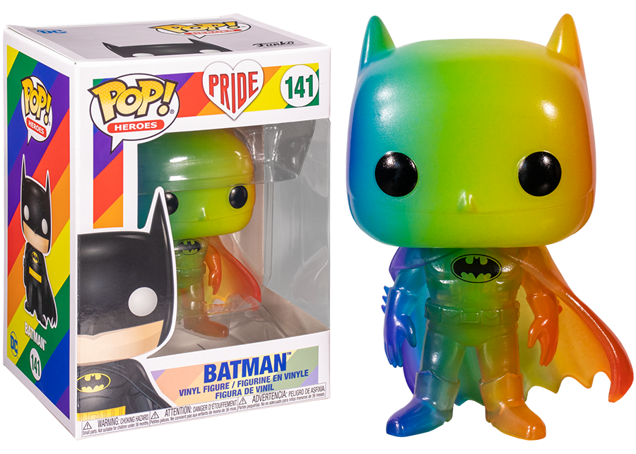Funko Pop! Pride 2020: Batman #141
