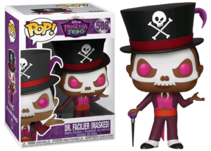 Funko Pop! Princess and the Frog: Dr. Facilier #508