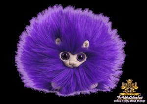 Harry Potter: Purple Pygmy Puff Plush