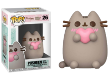 Funko Pop! Pusheen with Heart #26