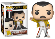 Funko Pop! Rocks: Queen - Freddie Mercury #96