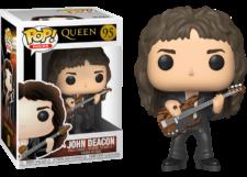 Funko Pop! Rocks: Queen - John Deacon #95