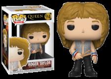 Funko Pop! Rocks: Queen - Roger Taylor #94