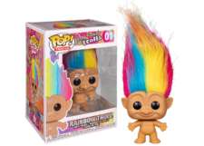 Funko Pop! Good Luck Trolls: Rainbow Troll #01
